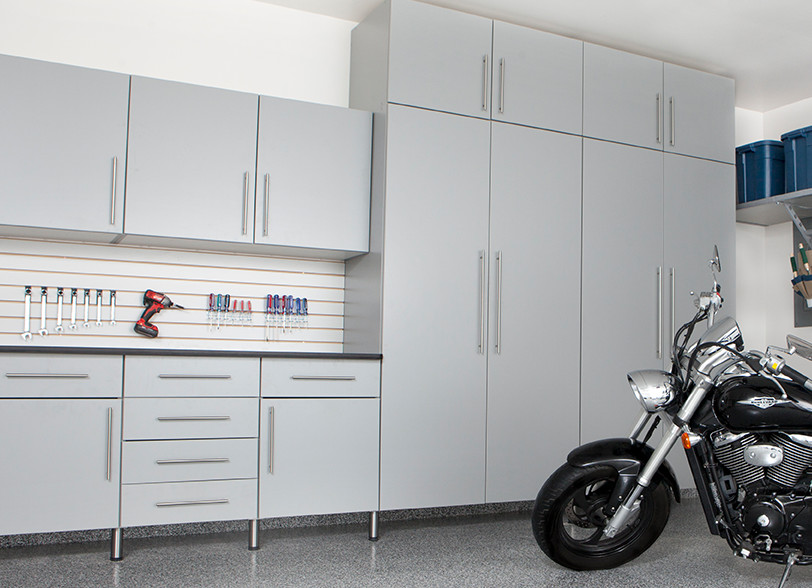 Grey Cabinets - Classic Series